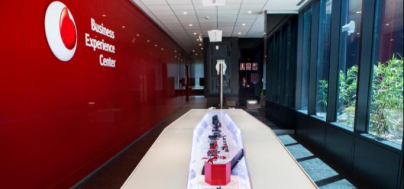 Vodafone's Business Experience Center (Madrid)