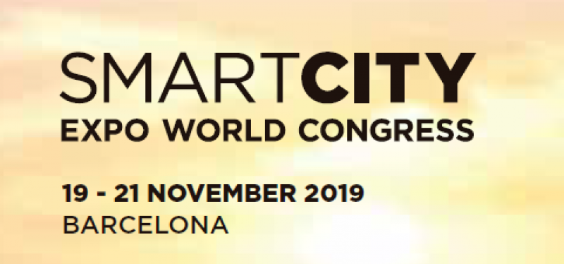 Everpaths en la SMARTCITY WORLD EXPO 2019